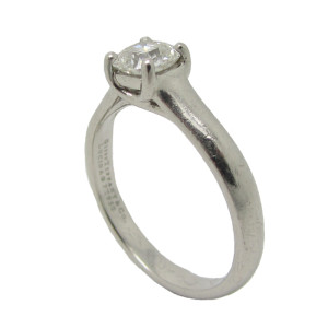 Tiffany Lucida Ring Unpolished