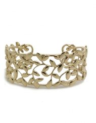Tiffany & Co Olive Leaf Cuff Bracelet by Paloma Picasso (2)
