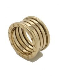 Bvlgari B Zero1 Yellow Gold 4 band ring