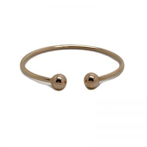 Tiffany City HardWear Ball Bracelet in 18k Rose Gold